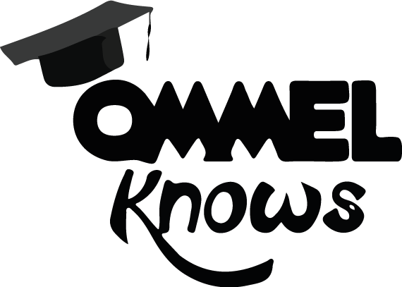 Ommel Knows Logo