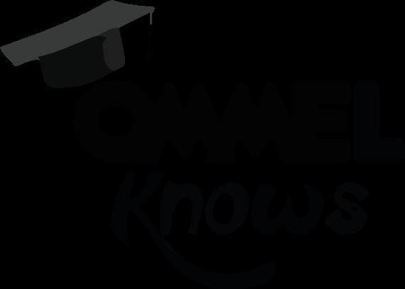Ommel Knows Logo